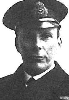 Captain Richard D Williams