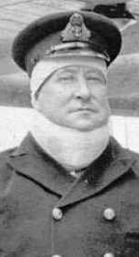 Chief Officer George P Wilkinson RFA Carol