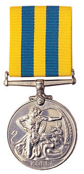 Korean War Medal