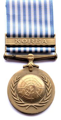 UN Medal for Korea