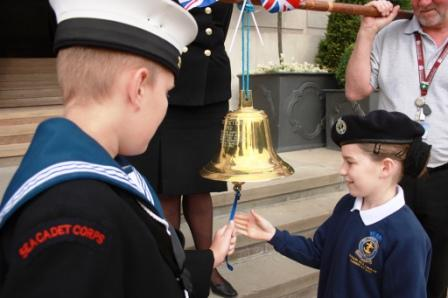 Olympic Bell Ringing 029