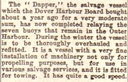 Dover Express 24 10 1924 Dapper