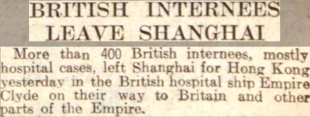Dundee Courier 23 October 1945