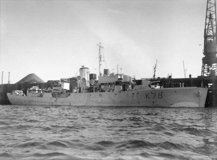 HMS RHODODENDRON