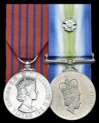 Sailor Chiu Yiu Nam Sir Gah medal group