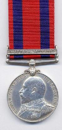 Sea Transport Medal