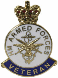 Veterans Badge