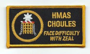 Choules badge