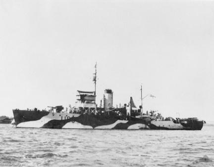 HMAS Maryborough