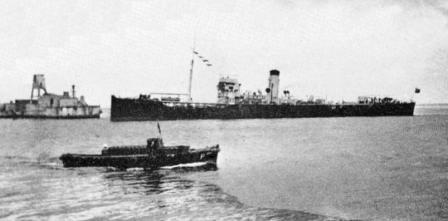 Prestol at Gib c1951