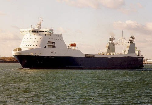 RFA Sea Centurion