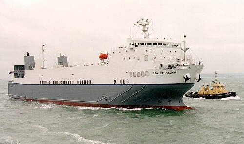 RFA Sea Crusader