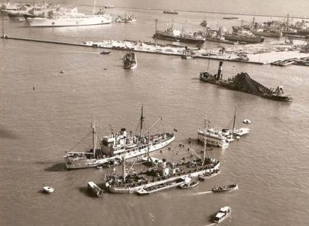 Sea Salvor at suez