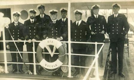 Nucula Officers Auckland NZ 11 1924