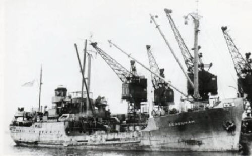 RFA_Bedenham_War_time