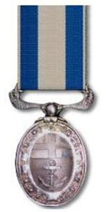 Lloyd's Medal for Meritorious Services