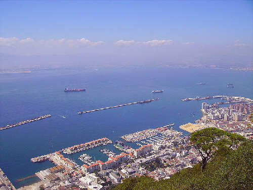 Gibraltar_Harbour
